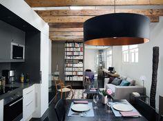 Great loft design