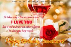 happy birthday wishes for girlfriend in english Wishing you all the best on your birthday and throughout the year. Have a very Happy Birthday! For many people the word friend is just a sequence of letters. For me it is the source of happiness and strength because of you. Happy Birthday buddy! No birthday gift …