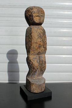 Ivory Coast, Vase, Sculpture, Decor, Hunters, Drill Bit, Decoration, Sculptures, Vases