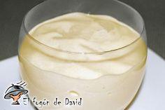 El fogón de David: Espuma de naranja con sifón