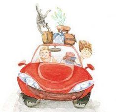Family Road Trip Scavenger Hunt