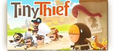 Tiny Thief by 5 Ants and Rovio. Art by Roland Vinh in Behance