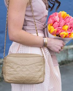 Spring blooms are the perfect accessory