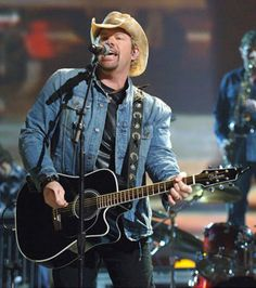 Don't miss Toby Keith on Saturday at Country Thunder!