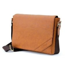"""Cool Bananas OldSchool Class1 Leather Case for MacBook Pro (33.7 cm / 13.3 inches and 39.1 inches / 15.4 inches), light brown, best offer """"leather bags mens"""