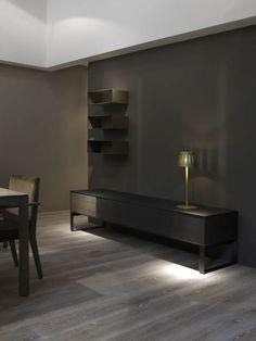 Contemporary TV cabinet ALTERNATIVE: VITAL8 MOBIL FRESNO
