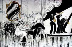jazz & a fancy dinner