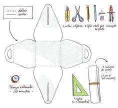 Drawn recipes, recetas dibujadas