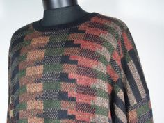 Repp Cosby Sweater Mens 4XLT Colorful 100% Acrylic Big Mens Tall Pullover  #Clothing #Shopping #eBay http://r.ebay.com/Nme4fK via @eBay