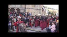 Procession des pasos jeudi saint Balmaseda (english subtitles)