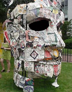 Revolving Museum - Lowell, MA