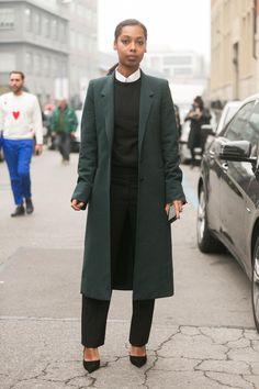 Street Style: Mens's Fashion Week