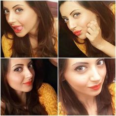 #Momal khalid selfies