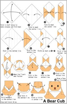 origami instructions in japanese - Google Search