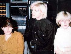 Steve Jansen, Mick Karn, David Sylvian (1979)
