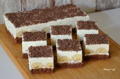 Bananowy song Tiramisu, Sweets, Ethnic Recipes, Food, Gummi Candy, Candy, Essen, Goodies, Meals