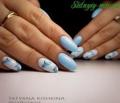 Manicure Nail Designs, Pedicure Designs, Nail Manicure, Diy Nails, Nail Art Designs, Spring Nails, Summer Nails, Natural Nail Art, Dark Pink Nails