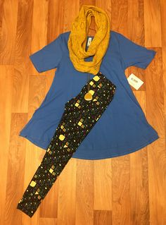 Perfect T and leggings https://www.facebook.com/groups/lularoejilldomme/
