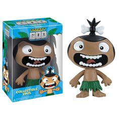 Funko Pocket God: Screaming Pygmy Vinyl Figure http://popvinyl.net #funko #funkopop #popvinyl