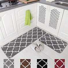 Kitchen Runner, Kitchen Rug, Anti Fatigue Kitchen Mats, Interior Styling, Interior Decorating, Living Room Decor, Dining Room, Furniture Plans, Trellis