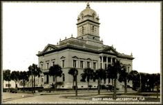 county courthouses in florida | Duval County Courthouse