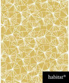 Habitat Wallpaper homebase with  Habitat Multi Surface Matt Paint - Mist 2.5L.