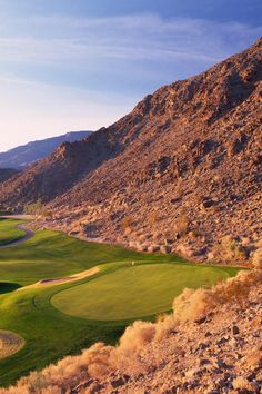 Spectacular Golf at La Quinta in Palm Springs... #golf #courses