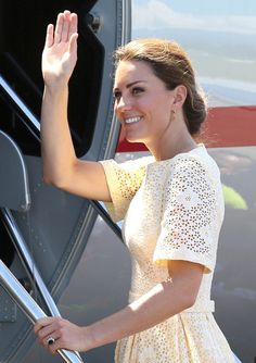 Kate Middleton Duchess of Cambridge   ... And Duchess Of Cambridge Diamond Jubilee Tour - Day 8 (Kate Middleton