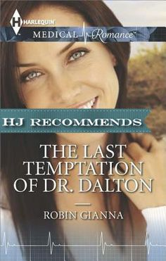 REVIEW: The Last Temptation of Dr. Dalton by Robin Gianna
