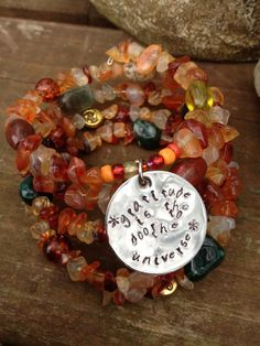 Gratitude is the Door to the Universe five wrap by DFInspirations, $40.00