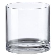 Oval Acrylic Wastebasket Clear - Low-effort Lego drop. A lightweight, lidless vessel makes it easy for kids to grab and go - and dump their stash of blocks back in when they're done building.