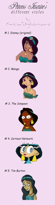 Fan Art of Jasmine meme  for fans of Disney Princess.