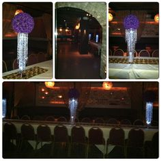 Centerpieces available for rent