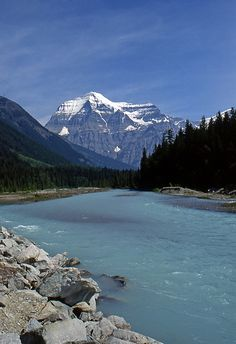Monte Robson - British Columbia, Canada - Estate 1990