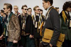 burberry runway men - Recherche Google