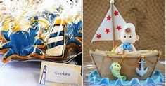 nautical themed baby shower - Bing Images