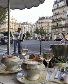 Cafe Flore in Paris, France City Aesthetic, Travel Aesthetic, Aesthetic Coffee, Workout Aesthetic, Places To Travel, Places To Go, European Summer, European Cafe, Moving To Paris