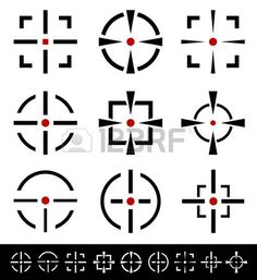 Blow Dart, Shooting Range, Shooting Sports, Bow Target, Target Image, Rifle Targets, Shooting Targets, Creative Art, Stencils