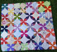 Wanta Fanta Quilt - Free Pattern