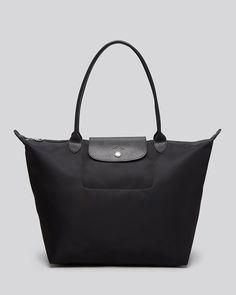 Longchamp 'Le Pliage Neo' tote {December 2015}