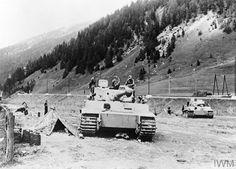 Panzerkampfwagen VI. Tiger Brenner 1943
