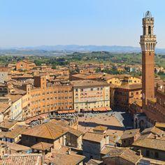 Siena Piazza Campo