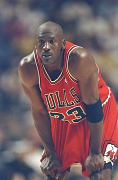Chicago Bulls Michael Jordan