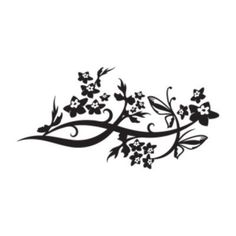 "Style and Apply Wing Vine Wall Decal Size: 16"" H x 31"" W, Color: Dark Green"