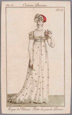 an13 Costume parisien