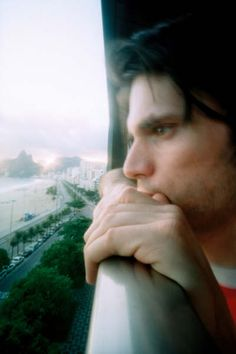 Jonny Greenwood from a hotel room in South America - via radiohead.com