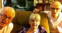 Grandparents Play Hilarious Game Of Heads Up http://www.iconicvideos.biz/grandparents-play-hilarious-game-heads/