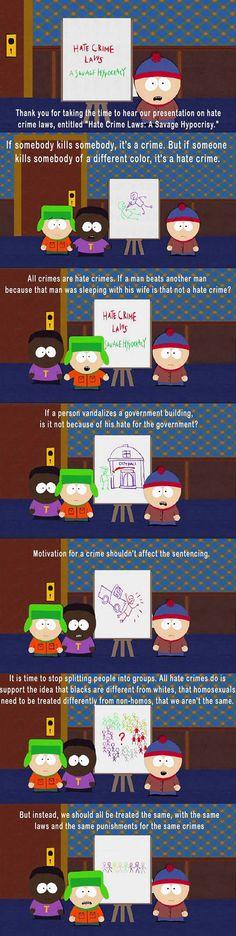South Park Nails It