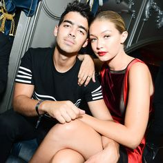 Hadid News || Your best and ultimate source for all things about the Hadid sisters - September 10: Gigi Hadid and Joe Jonas attend the...