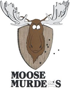 Meet the Moose: When Crime and Humor Collide